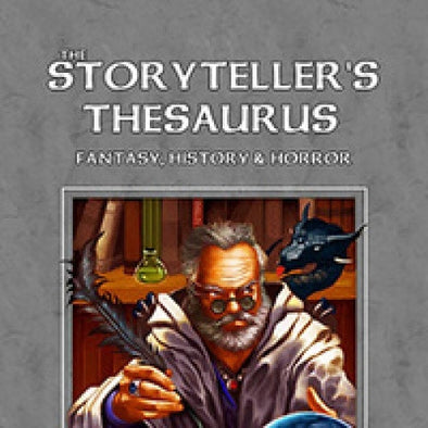 Buy The Storyteller's Thesaurus and more Great RPG Products at 401 Games