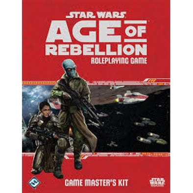 Star Wars: Age of Rebellion - Game Master's Kit - 401 Games