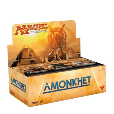 Buy MTG - Amonkhet - English Booster Box and more Great Magic: The Gathering Products at 401 Games