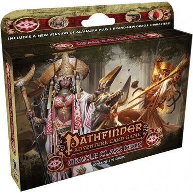 Buy Pathfinder Adventure Card Game - Oracle Class Deck and more Great Board Games Products at 401 Games