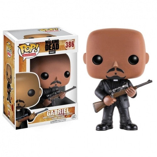 Buy Pop! The Walking Dead - Gabriel and more Great Funko & POP! Products at 401 Games