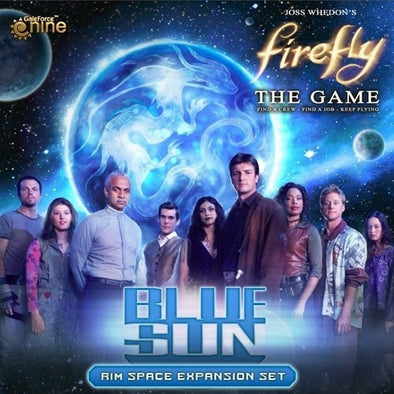 Firefly the Game - Blue Sun Expansion (Restock Pre-Order) available at 401 Games Canada