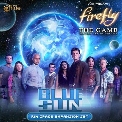 Firefly the Game - Blue Sun Expansion