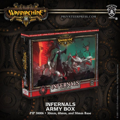 Warmachine - Infernals - Army Box available at 401 Games Canada