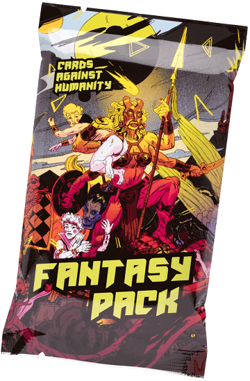 Cards Against Humanity - Fantasy Pack available at 401 Games Canada
