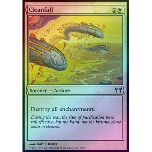 Cleanfall (Foil) (CHK) - 401 Games