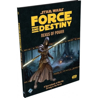 Star Wars: Force and Destiny - Nexus of Power - 401 Games