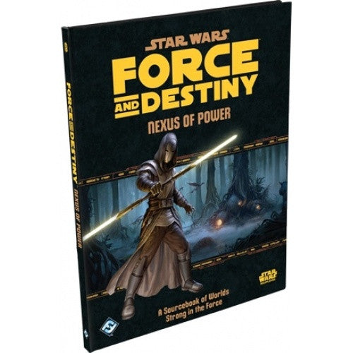 Buy Star Wars: Force and Destiny - Nexus of Power and more Great RPG Products at 401 Games
