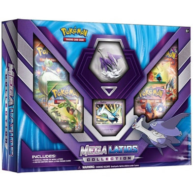 Buy Pokemon - Mega Latios Figure Collection Box and more Great Pokemon Products at 401 Games