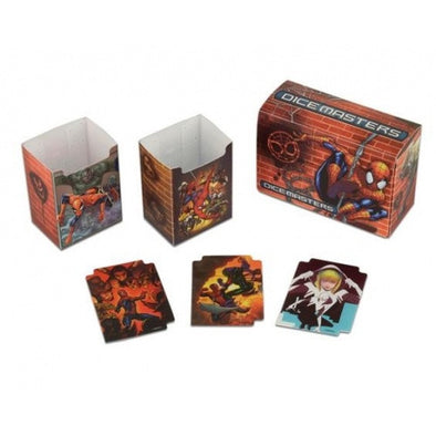 Dice Masters - Marvel Amazing Spider-Man - Team Box - 401 Games