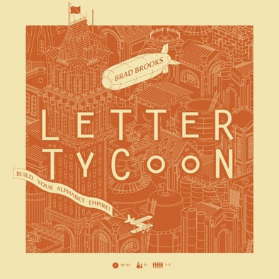 Letter Tycoon available at 401 Games Canada