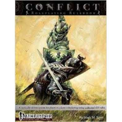 Pathfinder - Campaign Setting - Conflict: Core Rulebook available at 401 Games Canada