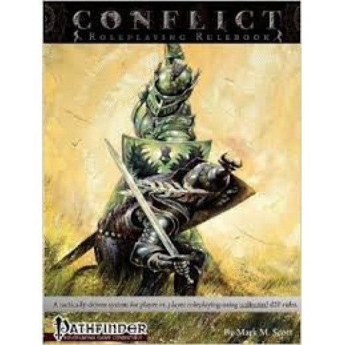 Pathfinder - Campaign Setting - Conflict: Core Rulebook - 401 Games