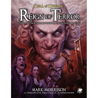 Call of Cthulhu - 7th Edition - Reign of Terror - 401 Games