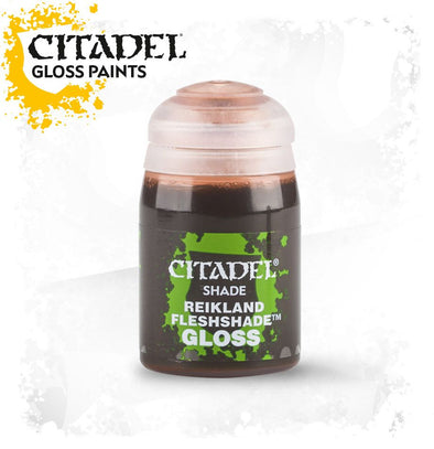 Buy Citadel Shade - Reikland Fleshshade - Gloss and more Great Games Workshop Products at 401 Games