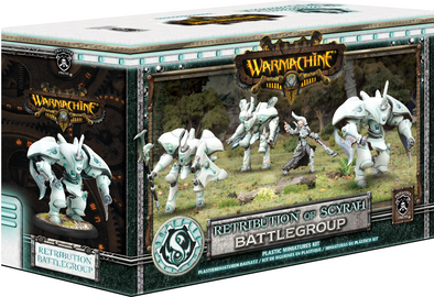 Buy Warmachine - Retribution of Scyrah - Battlegroup and more Great Tabletop Wargames Products at 401 Games