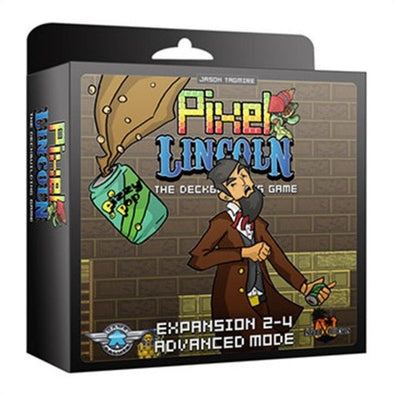 Pixel Lincoln - Expansion 2-4 Advanced Mode (no restock) available at 401 Games Canada