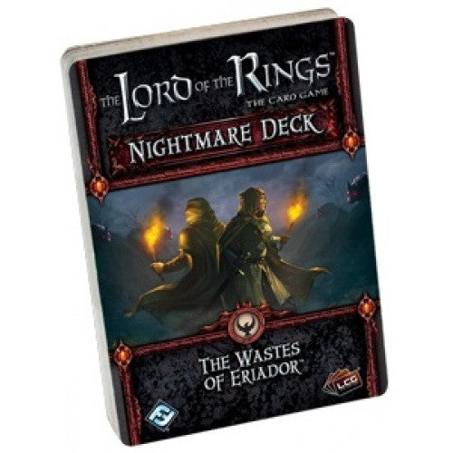Lord of the Rings - The Card Game - The Wastes of Eriador Nightmare Deck available at 401 Games Canada