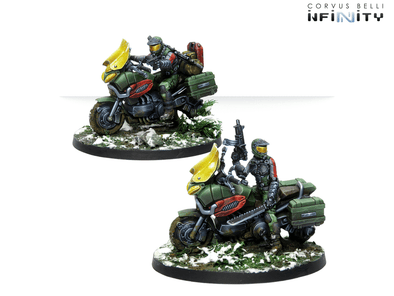 Infinity - Ariadna - Dynamo Reg. of Kazak Light Cavalry - 401 Games