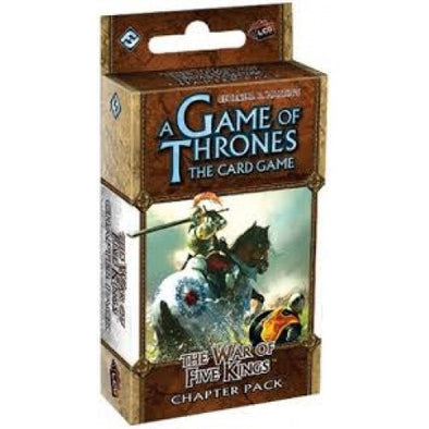 Buy Game of Thrones Living Card Game - War of the Five Kings (Revised) and more Great Board Games Products at 401 Games