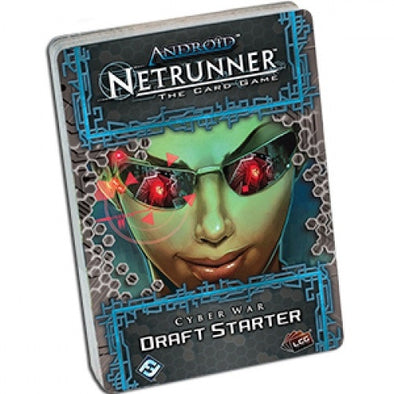 Android: Netrunner LCG - Cyber War Draft Start (No Restock) - 401 Games