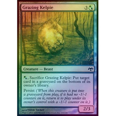 Grazing Kelpie (Foil) (EVE) available at 401 Games Canada