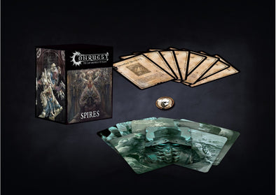 Conquest - The Spires - Army Card Set available at 401 Games Canada