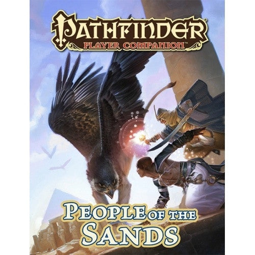 Buy Pathfinder - Player Companion - People of the Sands and more Great RPG Products at 401 Games
