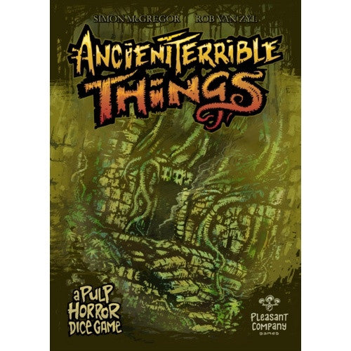 Ancient Terrible Things - 401 Games