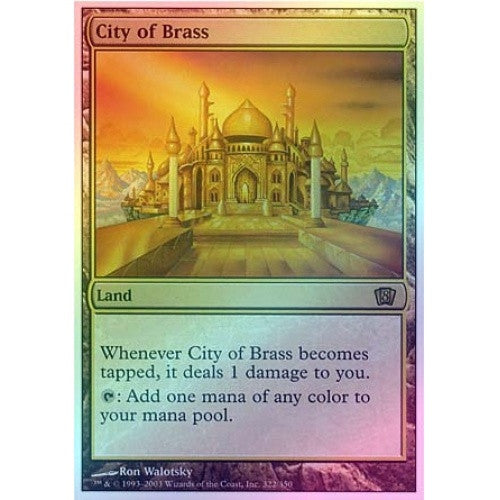 City of Brass (Foil) - 401 Games