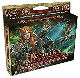 Buy Pathfinder Adventure Card Game - Hunter Class Deck and more Great Board Games Products at 401 Games