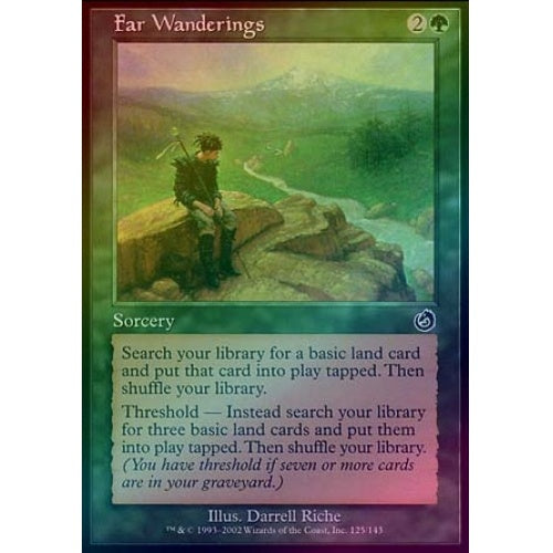 Far Wanderings (Foil) - 401 Games