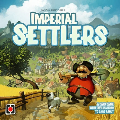 Imperial Settlers available at 401 Games Canada