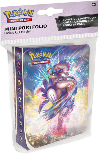 Pokemon - Battle Styles - Mini Binder (Pre-Order March 19th, 2021) available at 401 Games Canada