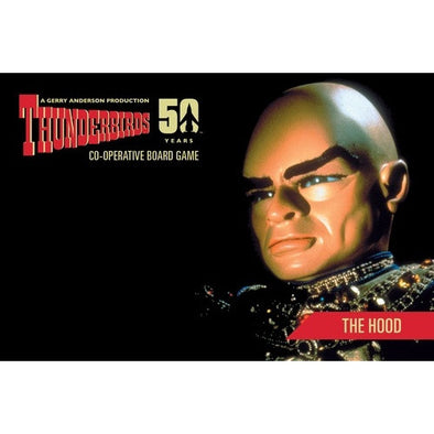 Buy Thunderbirds - Board Game - The Hood Expansion and more Great Board Games Products at 401 Games