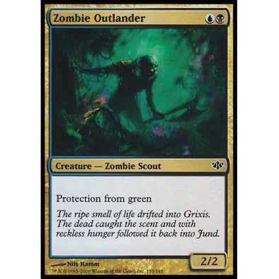 Zombie Outlander (CON) available at 401 Games Canada