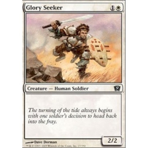 Glory Seeker available at 401 Games Canada