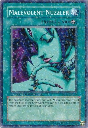 Malevolent Nuzzler - (Duel Terminal Normal Parallel Rare) (DT01) available at 401 Games Canada