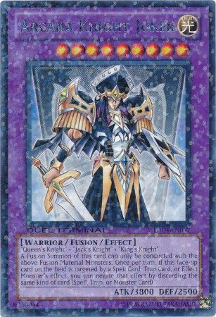 Arcana Knight Joker - (Duel Terminal Rare Parallel Rare) (DT04) available at 401 Games Canada