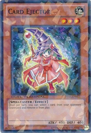 Card Ejector - (Duel Terminal Normal Parallel Rare) (DT05) available at 401 Games Canada
