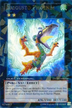 Daigusto Phoenix - (Duel Terminal Ultra Parallel Rare) (DT06) available at 401 Games Canada