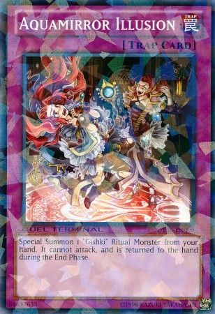 Aquamirror Illusion - (Duel Terminal Normal Parallel Rare) (DT06) available at 401 Games Canada