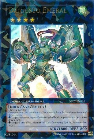 Daigusto Emeral - (Duel Terminal Ultra Parallel Rare) (DT07) available at 401 Games Canada