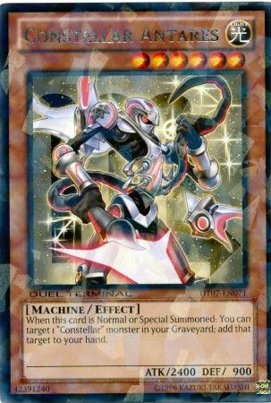 Constellar Antares - (Duel Terminal Rare Parallel Rare) (DT07) available at 401 Games Canada