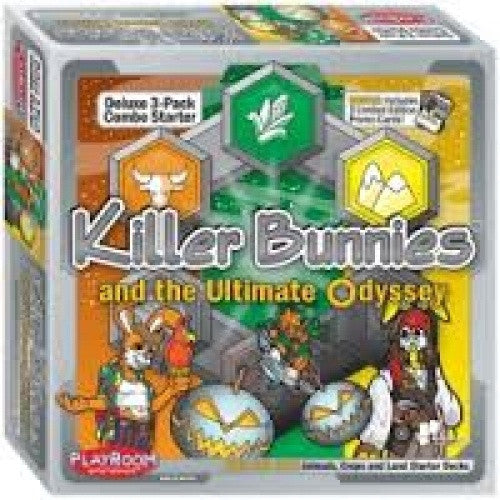 Killer Bunnies and the Ultimate Odyssey Lively and Spry (No Restock) - 401 Games