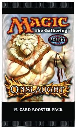 MTG - Onslaught English Booster Pack - 401 Games