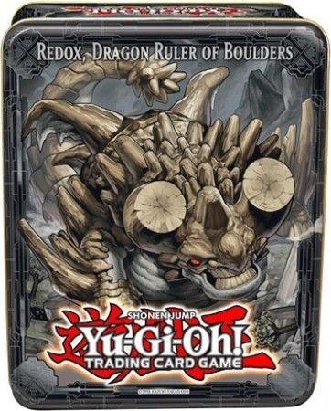 Buy Yugioh - Redox, Dragon Ruler of Boulders 2013 Tin Wave 2 and more Great Yugioh Products at 401 Games