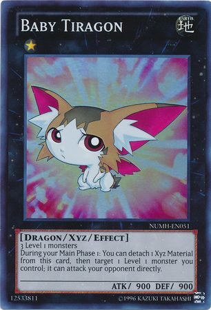 Baby Tiragon - (Super Rare) (NUMH) available at 401 Games Canada
