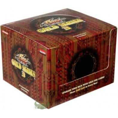 Buy Yugioh - Gold Series 3 - Box and more Great Yugioh Products at 401 Games