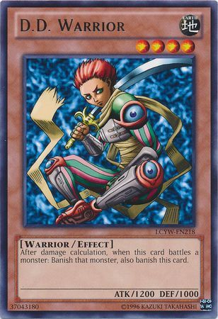 D.D. Warrior - (Rare) (LCYW) available at 401 Games Canada